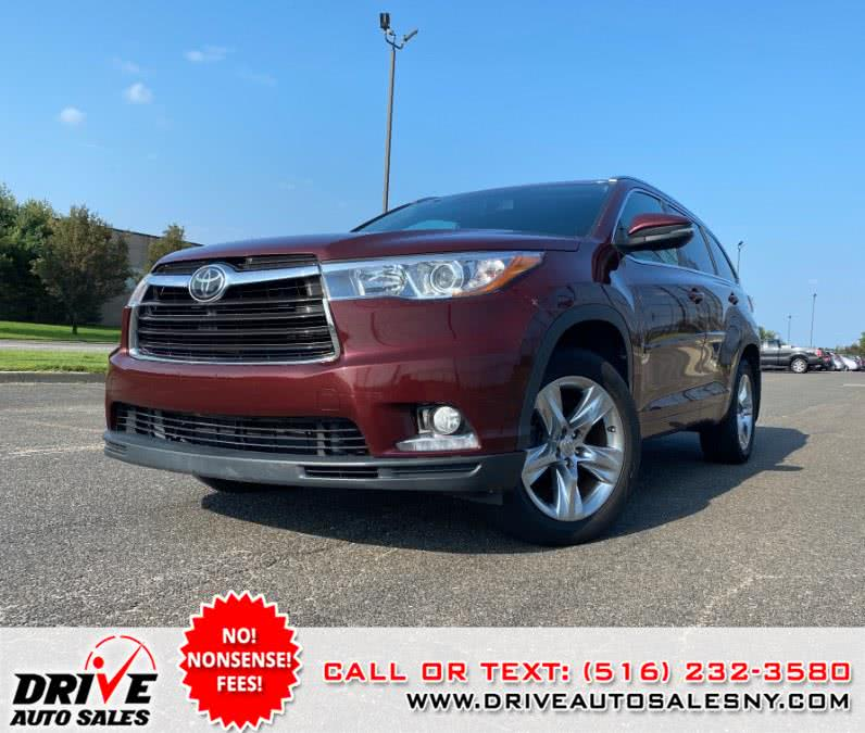 Used 2014 Toyota Highlander in Bayshore, New York | Drive Auto Sales. Bayshore, New York