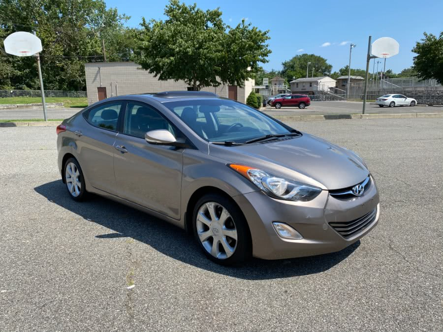Used Hyundai Elantra 4dr Sdn Auto Limited 2012 | Cars With Deals. Lyndhurst, New Jersey