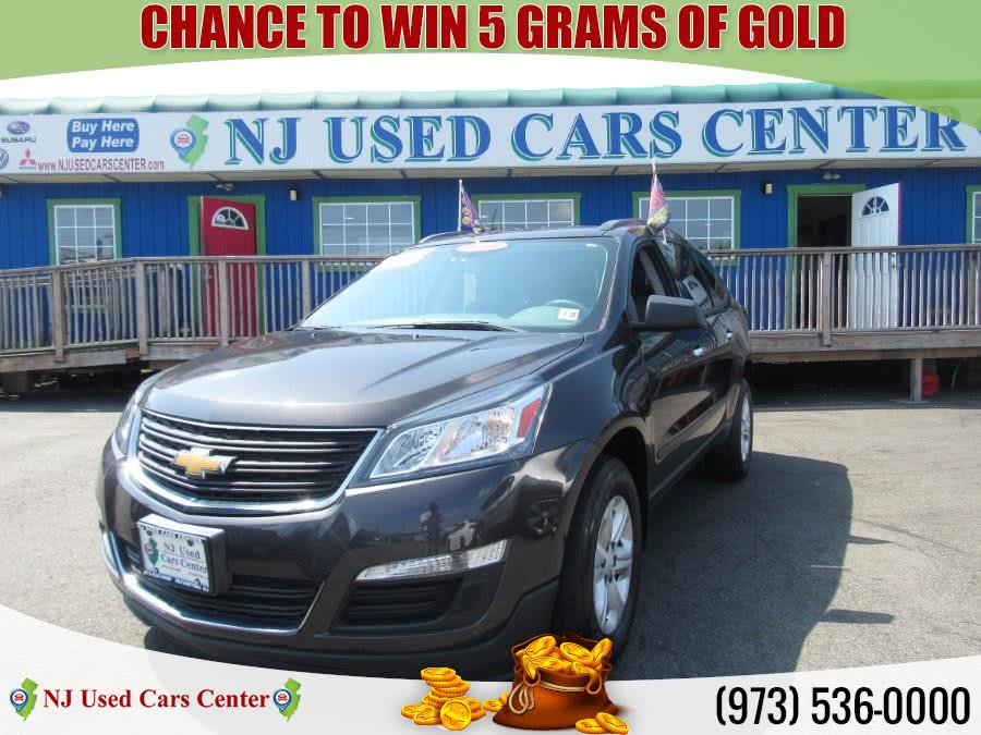 Used 2017 Chevrolet Traverse in Irvington, New Jersey | NJ Used Cars Center. Irvington, New Jersey