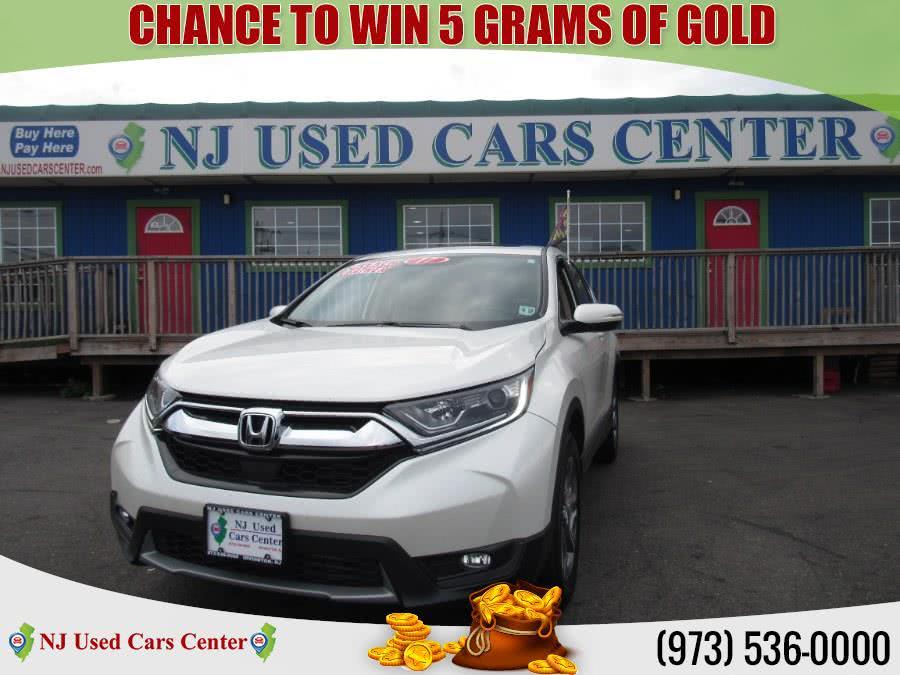 Used 2017 Honda CR-V in Irvington, New Jersey | NJ Used Cars Center. Irvington, New Jersey