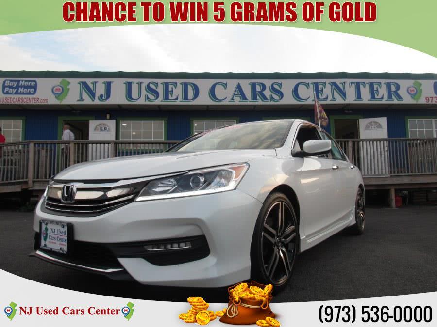 Used 2017 Honda Accord Sedan in Irvington, New Jersey | NJ Used Cars Center. Irvington, New Jersey