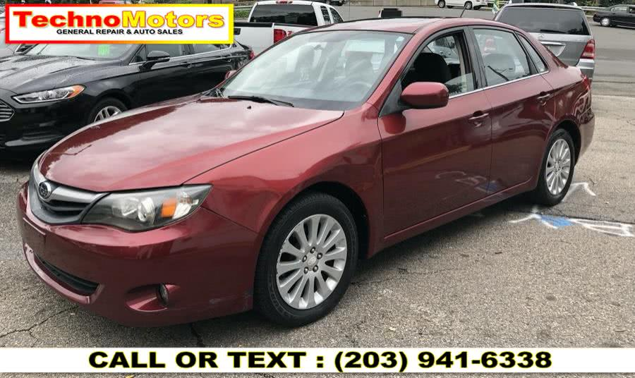 Used 2010 Subaru Impreza Sedan in Danbury , Connecticut | Techno Motors . Danbury , Connecticut