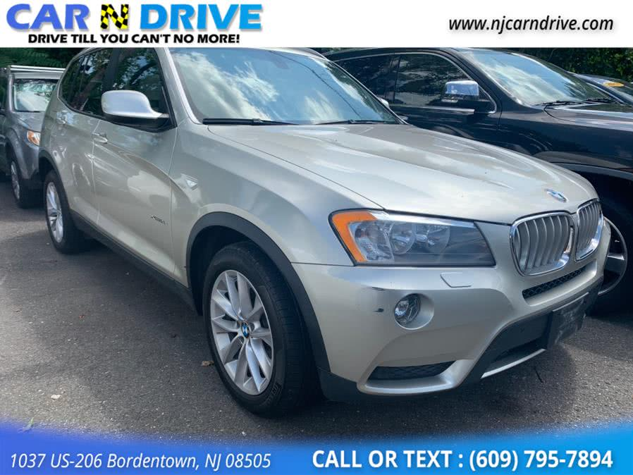 Used 2014 BMW X3 in Bordentown, New Jersey | Car N Drive. Bordentown, New Jersey
