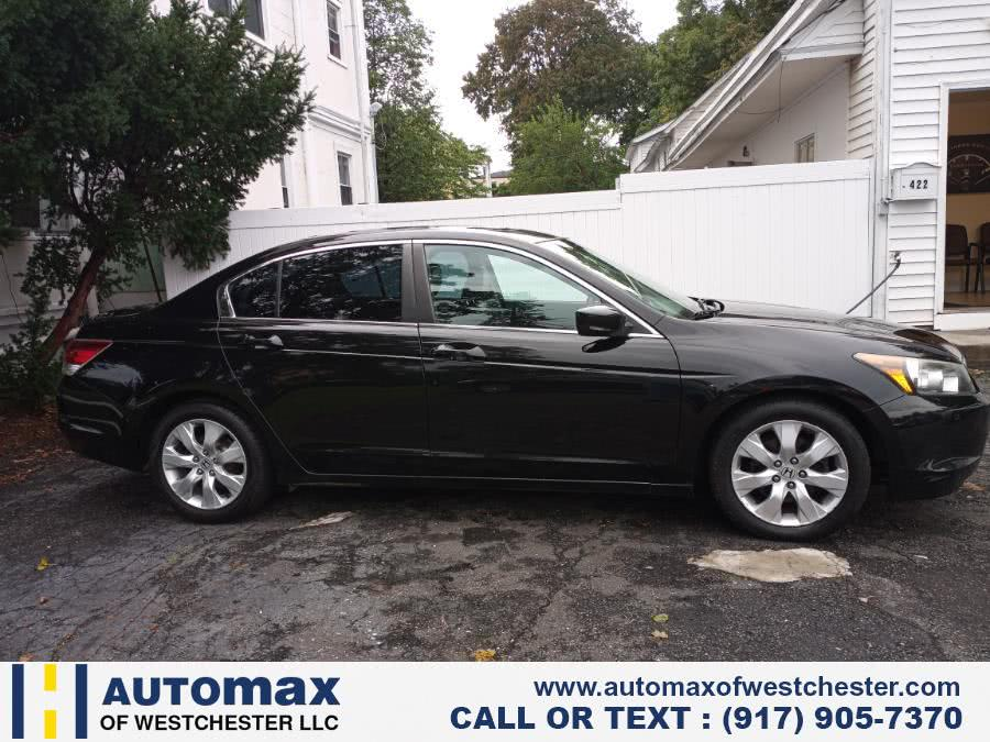 Used Honda Accord Sdn 4dr I4 Auto EX-L 2009 | Automax of Westchester LLC. Port Chester, New York