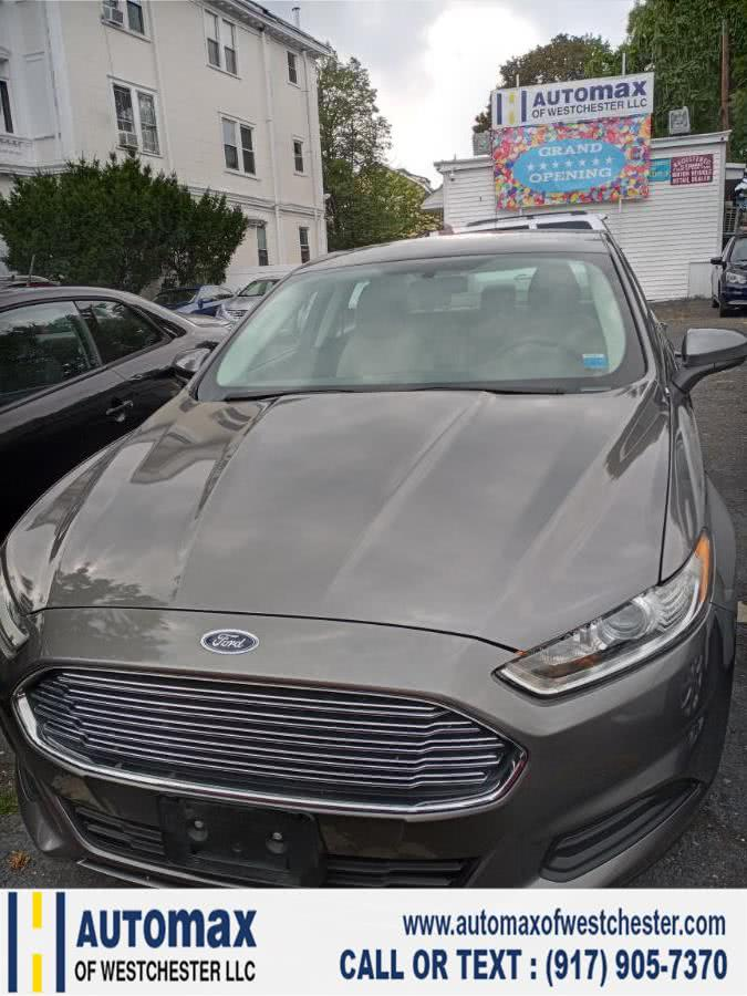 Used Ford Fusion 4dr Sdn S FWD 2014 | Automax of Westchester LLC. Port Chester, New York