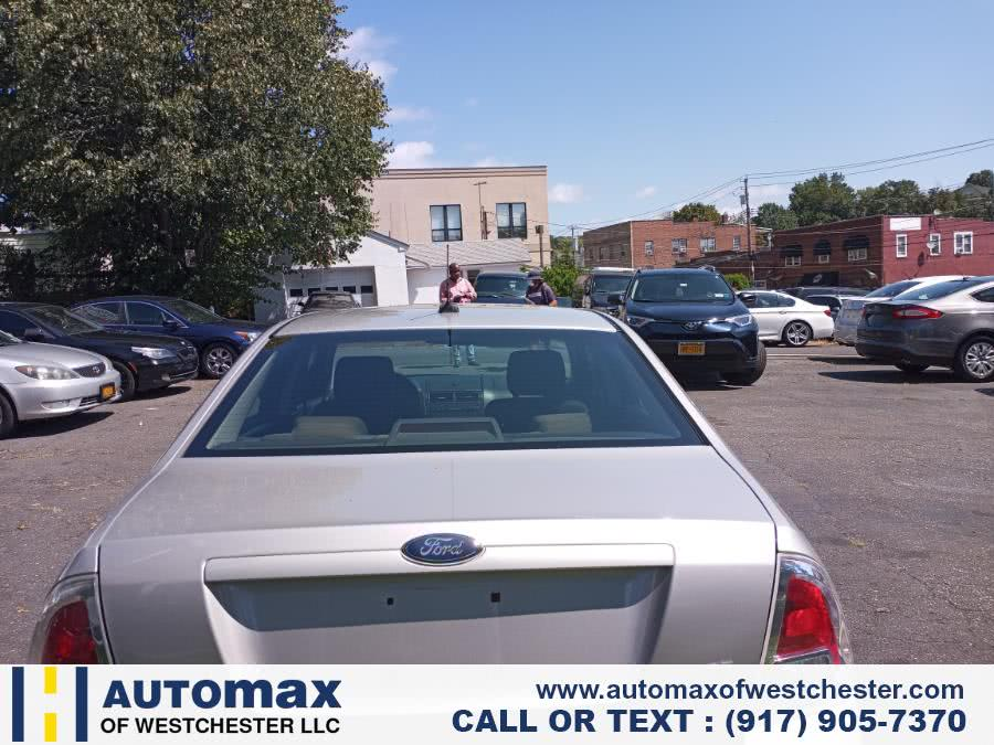 Used Ford Fusion 4dr Sdn I4 SE FWD 2007 | Automax of Westchester LLC. Port Chester, New York