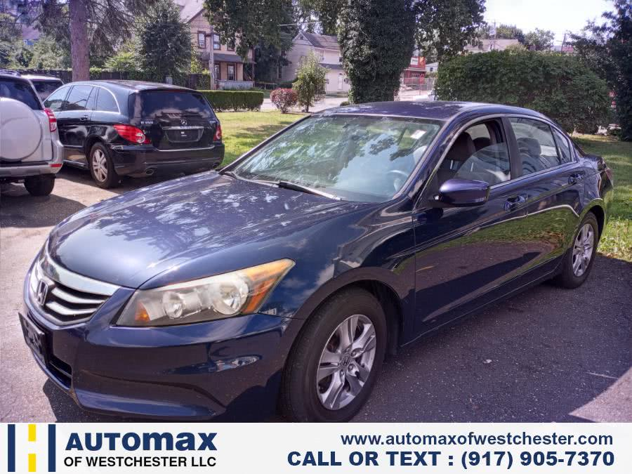 Used 2012 Honda Accord Sdn in Port Chester, New York | Automax of Westchester LLC. Port Chester, New York