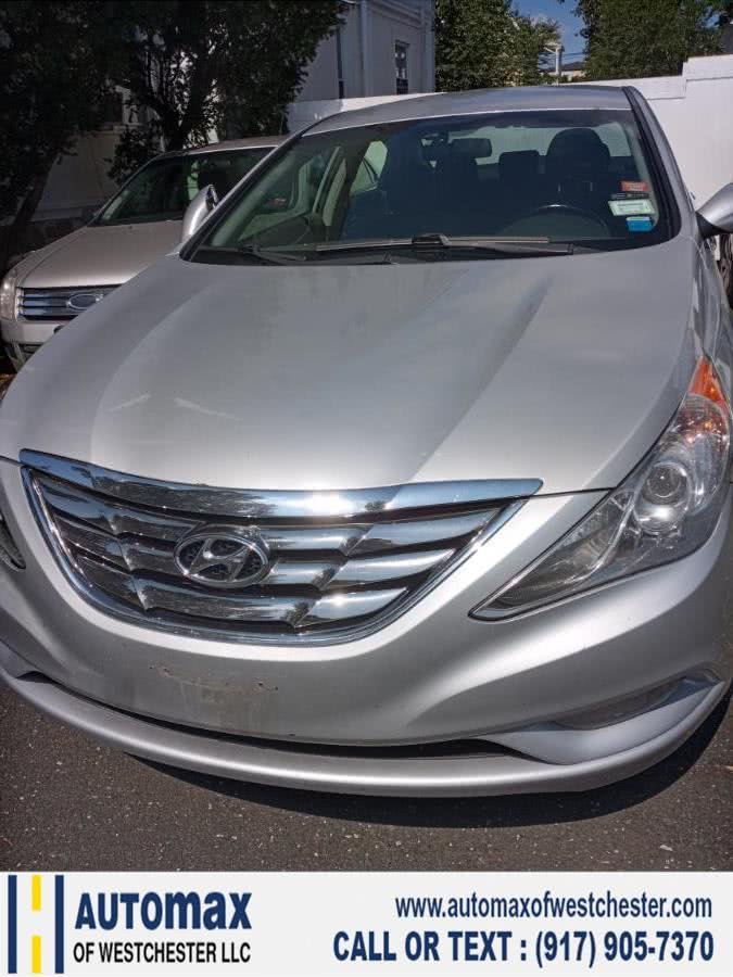 Used Hyundai Sonata 4dr Sdn 2.4L Auto Ltd 2011 | Automax of Westchester LLC. Port Chester, New York