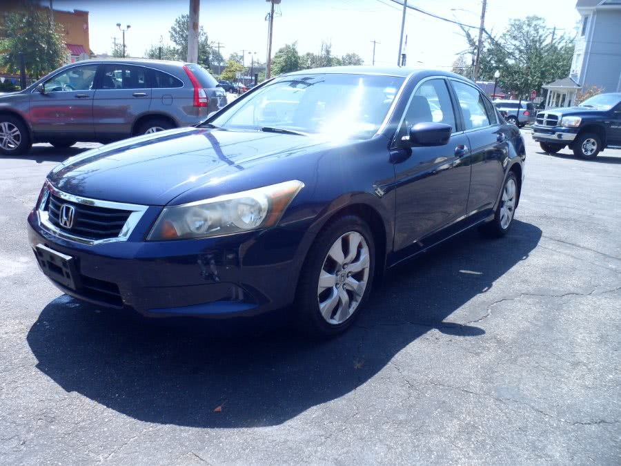 Used 2008 Honda Accord Sdn in Bridgeport, Connecticut | Hurd Auto Sales. Bridgeport, Connecticut