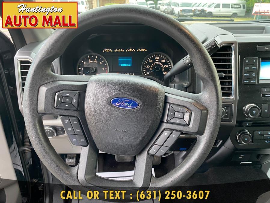 "Used Ford F-150 4WD SuperCrew 145"" XLT 2016 | Huntington Auto Mall. Huntington Station, New York"
