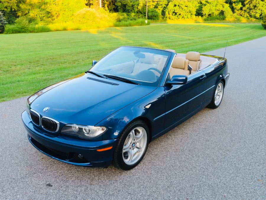 Used 2005 BMW 3 Series in North Salem, New York | Meccanic Shop North Inc. North Salem, New York