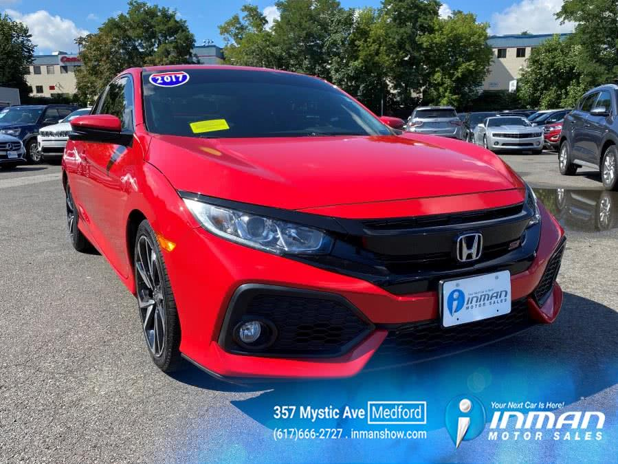 Used 2017 Honda Civic Coupe in Medford, Massachusetts | Inman Motors Sales. Medford, Massachusetts