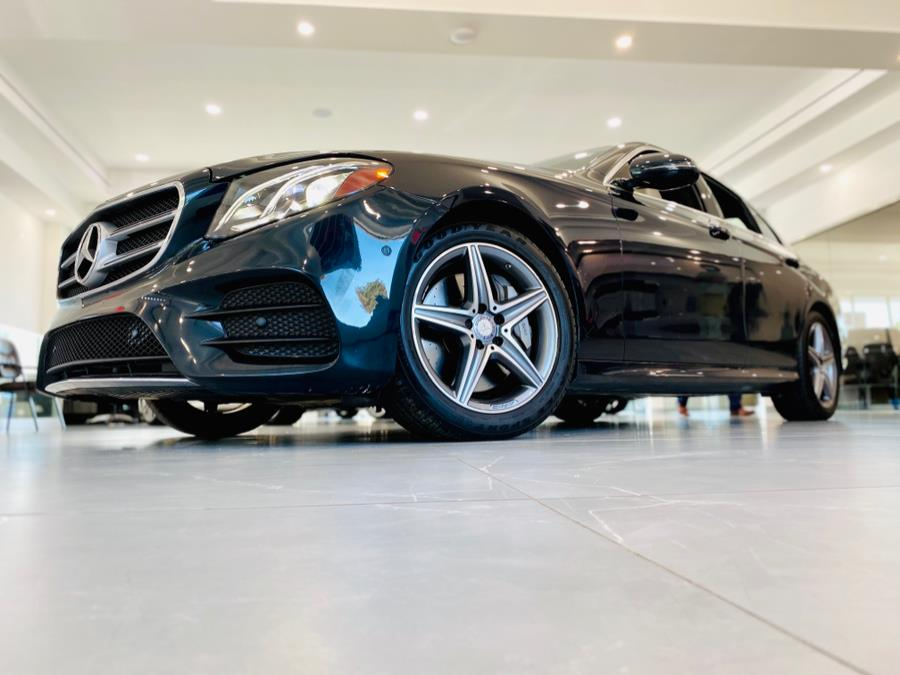 Used Mercedes-Benz E-Class E 300 Sport Sedan 2017 | Luxury Motor Club. Franklin Square, New York