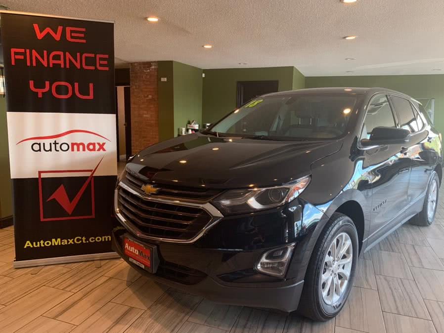 Used Chevrolet Equinox AWD 4dr LT w/1LT 2018 | AutoMax. West Hartford, Connecticut