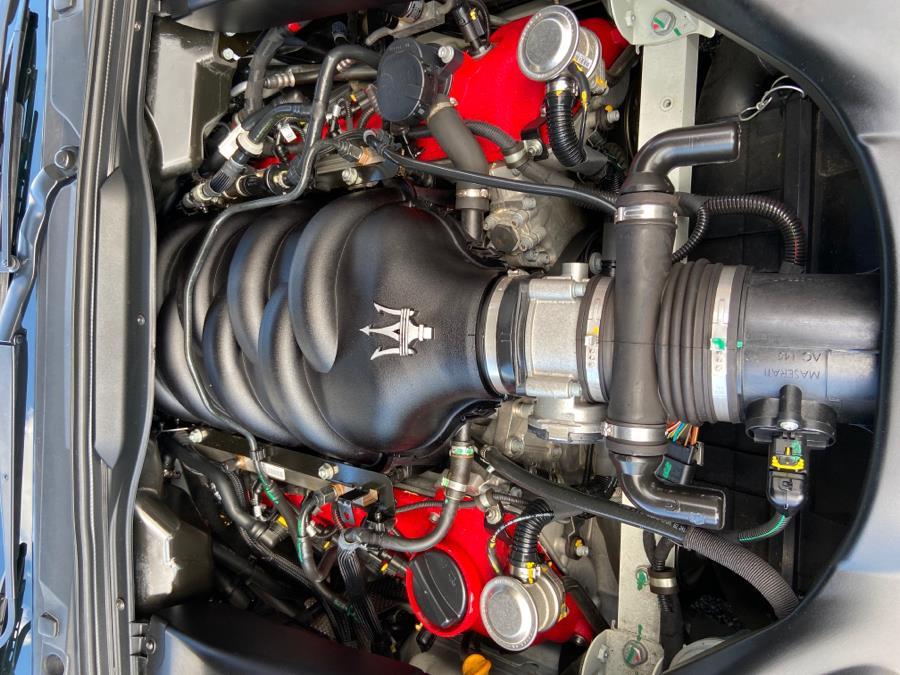Used Maserati GranTurismo 2dr Cpe GranTurismo Sport 2016 | Ace Motor Sports Inc. Plainview , New York