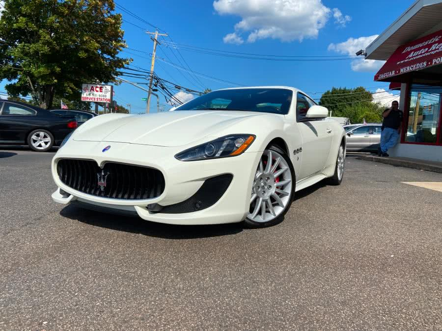 2016 Maserati GranTurismo 2dr Cpe GranTurismo Sport, available for sale in Plainview , NY