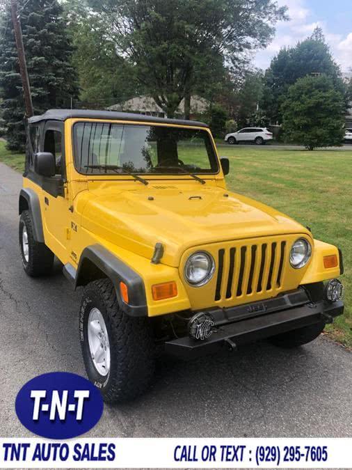 Used 2004 Jeep Wrangler in Bronx, New York   TNT Auto Sales USA inc. Bronx, New York