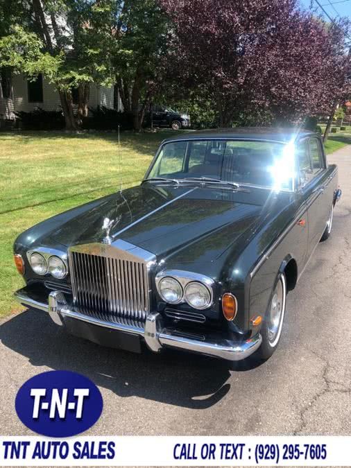 Used 1969 Rolls Royce Silver Shadow in Bronx, New York | TNT Auto Sales USA inc. Bronx, New York