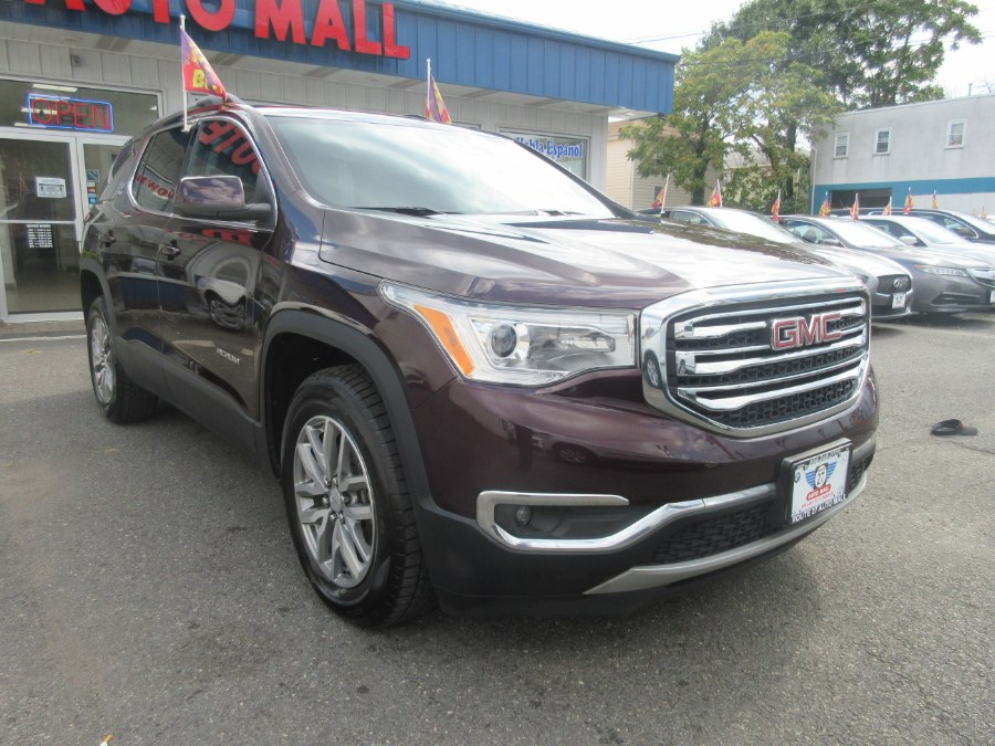 Used GMC Acadia AWD 4dr SLE w/SLE-2 2017 | Route 27 Auto Mall. Linden, New Jersey