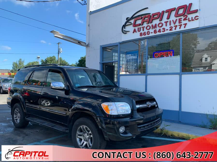 Used 2007 Toyota Sequoia in Manchester, Connecticut | Capitol Automotive 2 LLC. Manchester, Connecticut
