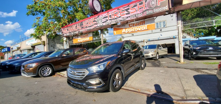 Used Hyundai Santa Fe Sport 2.4L Auto AWD 2017 | Rubber Bros Auto World. Brooklyn, New York