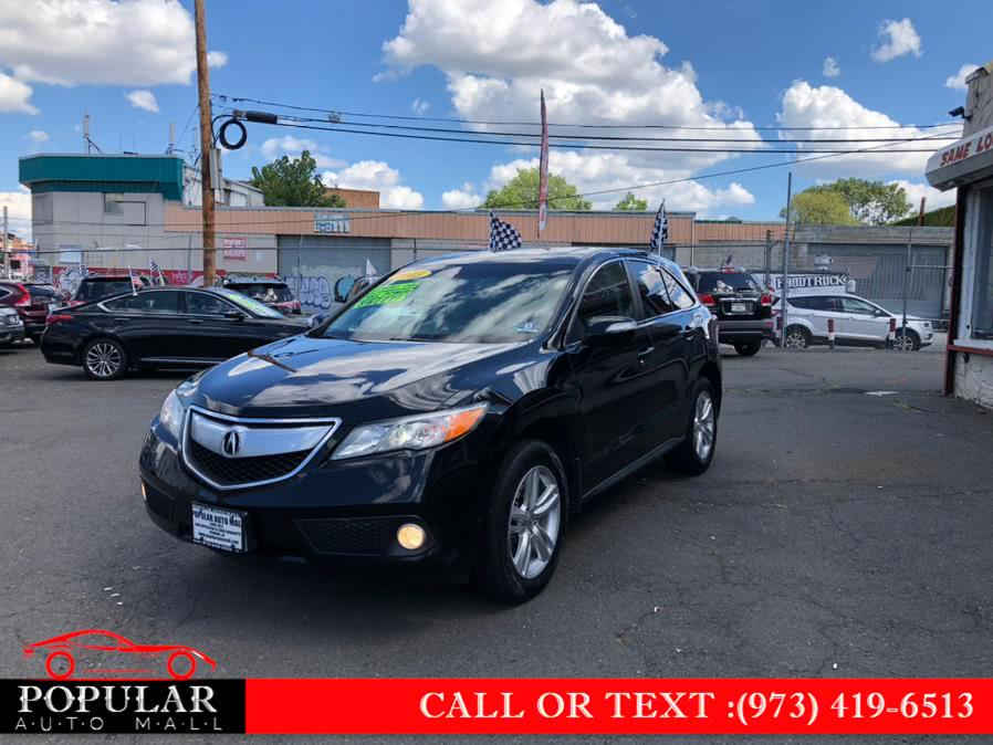 Used 2013 Acura RDX in Newark , New Jersey | Popular Auto Mall Inc . Newark , New Jersey