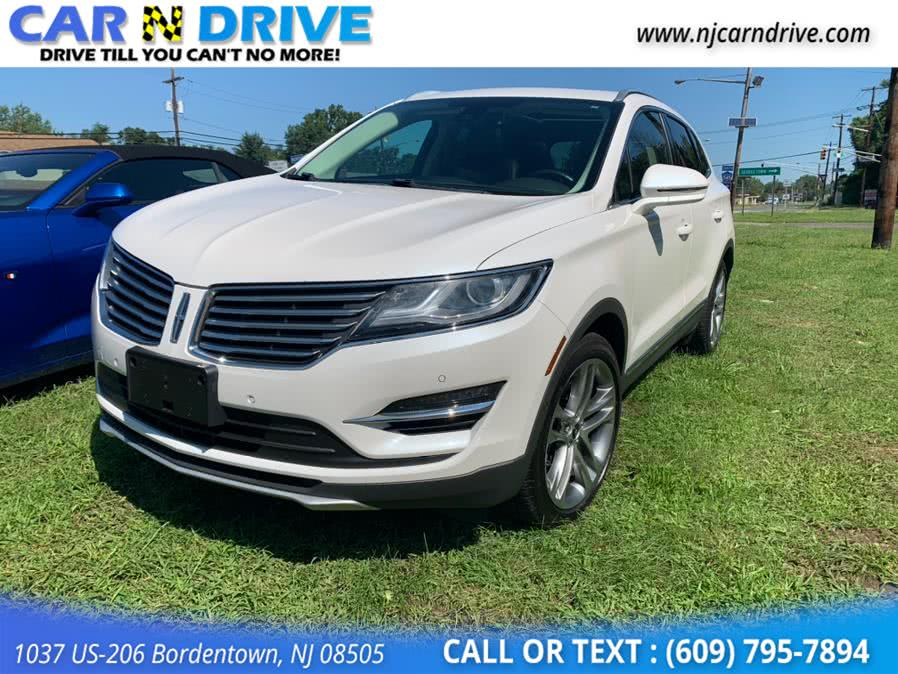 Used 2015 Lincoln Mkc in Bordentown, New Jersey | Car N Drive. Bordentown, New Jersey