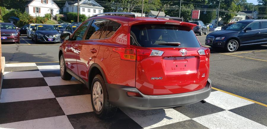 Used Toyota RAV4 AWD 4dr LE 2013 | National Auto Brokers, Inc.. Waterbury, Connecticut