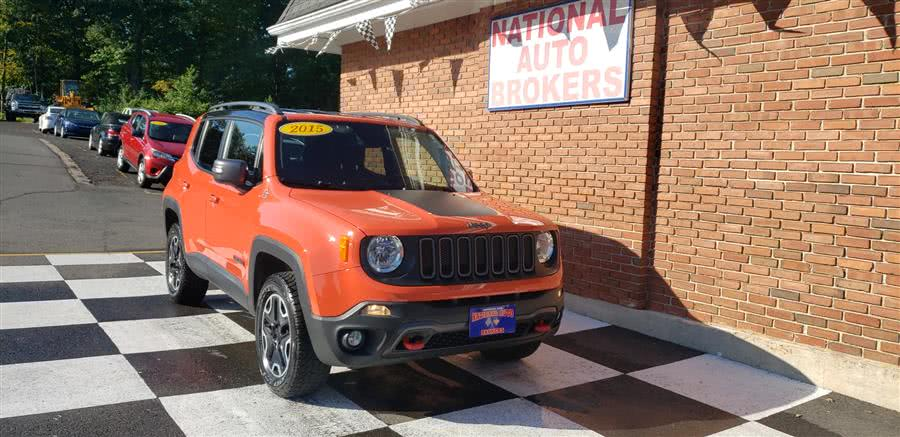 Used 2015 Jeep Renegade in Waterbury, Connecticut | National Auto Brokers, Inc.. Waterbury, Connecticut