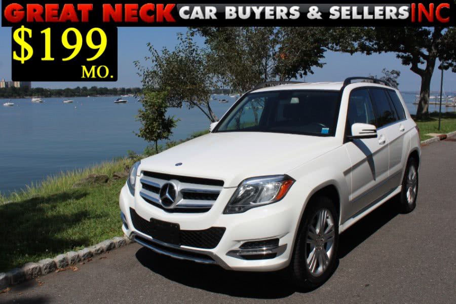 Used 2014 Mercedes-Benz GLK-Class in Great Neck, New York