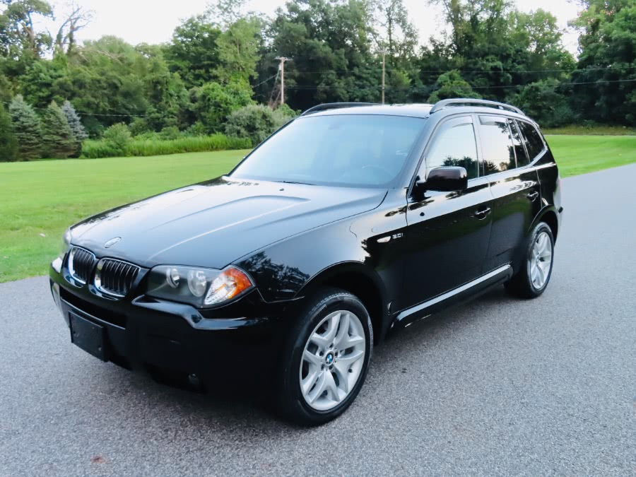 Used 2006 BMW X3 in North Salem, New York | Meccanic Shop North Inc. North Salem, New York