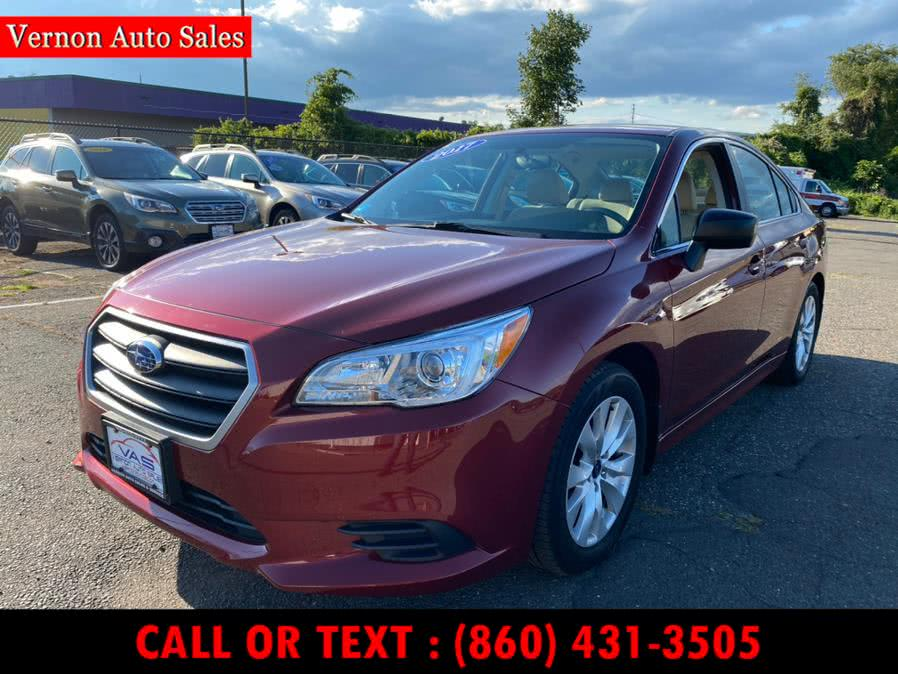 Used 2017 Subaru Legacy in Manchester, Connecticut | Vernon Auto Sale & Service. Manchester, Connecticut