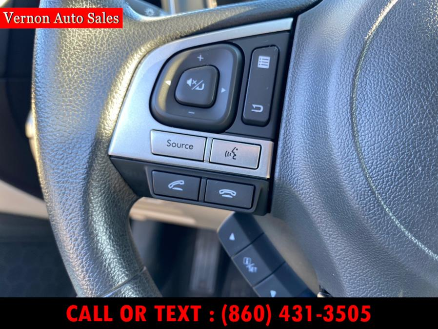 Used Subaru Legacy 2.5i 2017 | Vernon Auto Sale & Service. Manchester, Connecticut