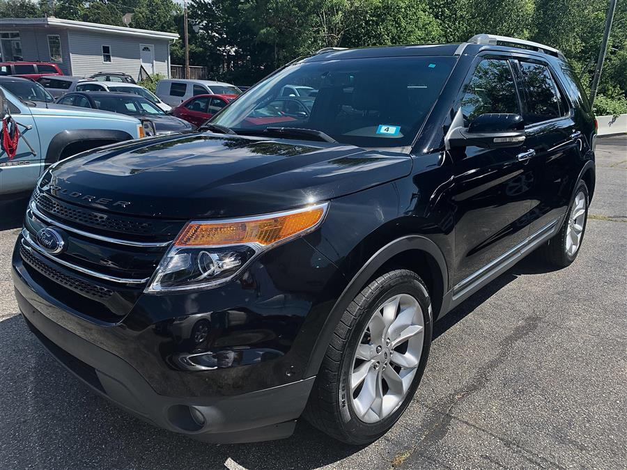 Used Ford Explorer LIMITED 2012 | Second Street Auto Sales Inc. Manchester, New Hampshire