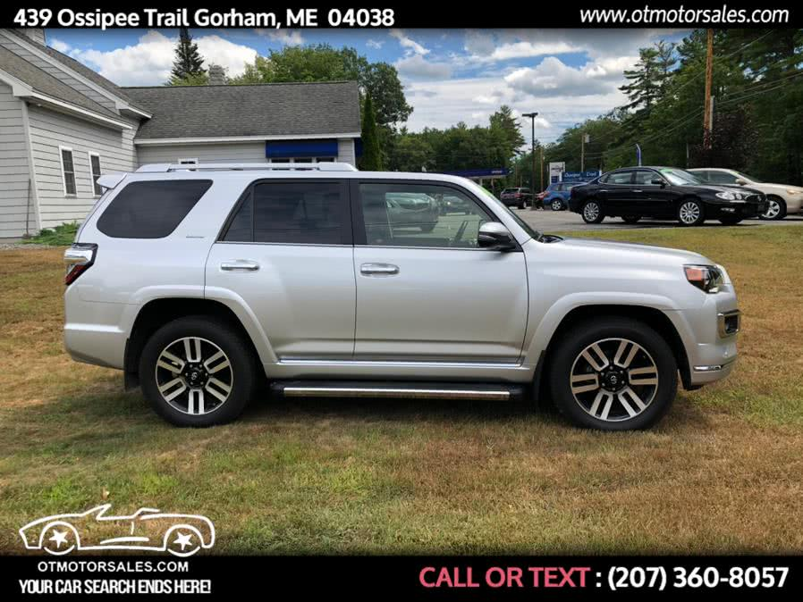Used 2018 Toyota 4Runner in Gorham, Maine | Ossipee Trail Motor Sales. Gorham, Maine