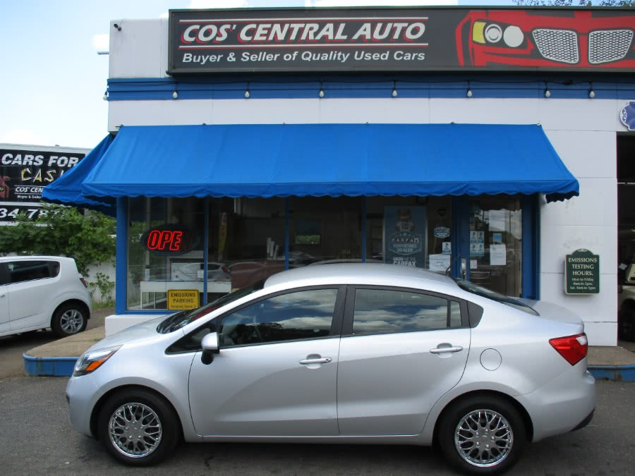Used 2013 Kia Rio in Meriden, Connecticut | Cos Central Auto. Meriden, Connecticut