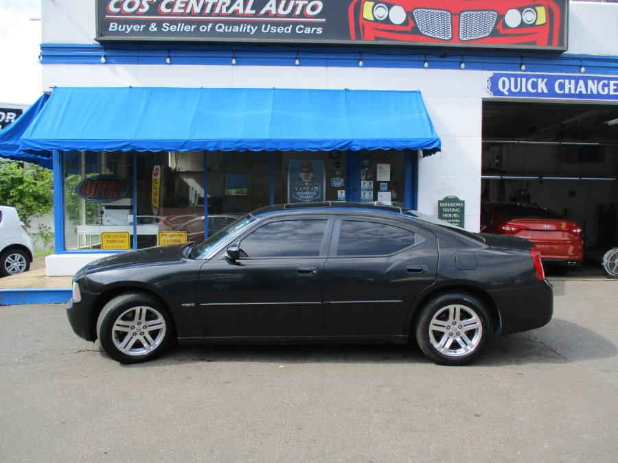 Used Dodge Charger 4dr Sdn R/T RWD 2006 | Cos Central Auto. Meriden, Connecticut