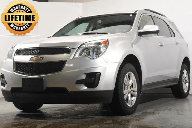 The 2014 Chevrolet Equinox LT photos