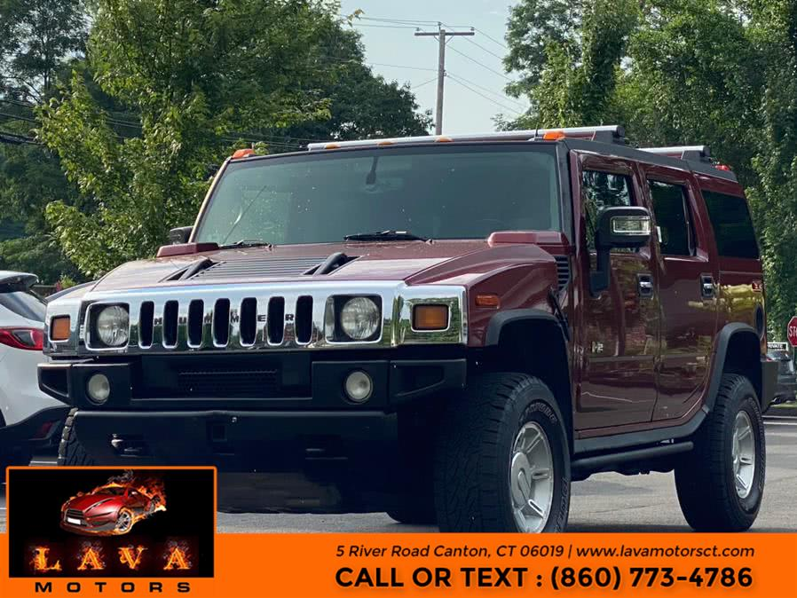 Used 2004 HUMMER H2 in Canton, Connecticut | Lava Motors. Canton, Connecticut