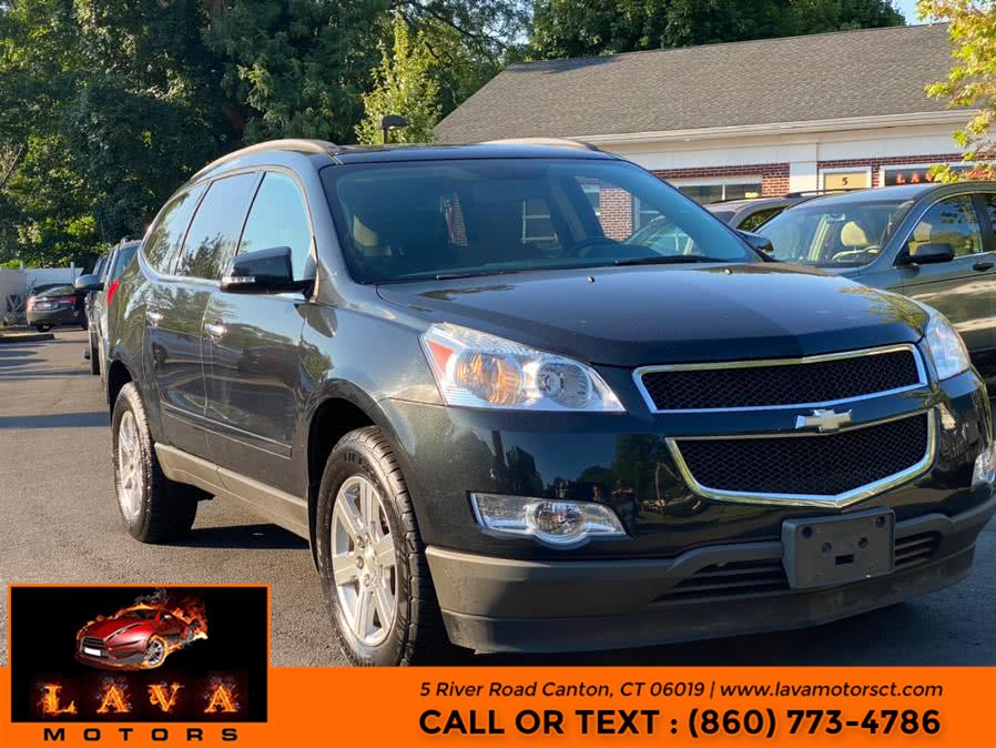 Used 2012 Chevrolet Traverse in Canton, Connecticut | Lava Motors. Canton, Connecticut