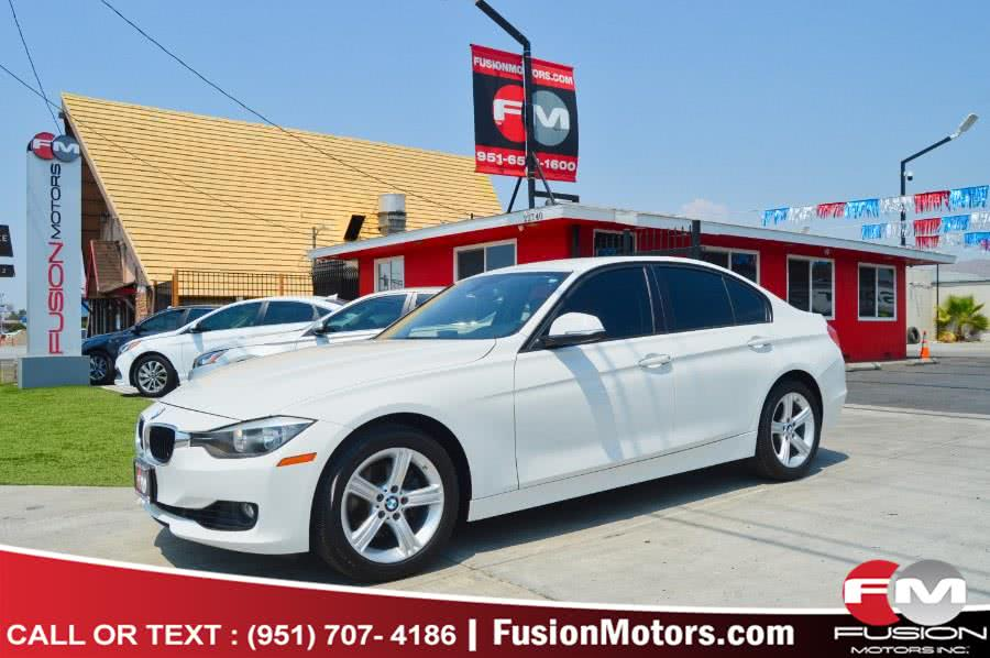 Used BMW 3 Series 4dr Sdn 328i RWD South Africa SULEV 2013 | Fusion Motors Inc. Moreno Valley, California