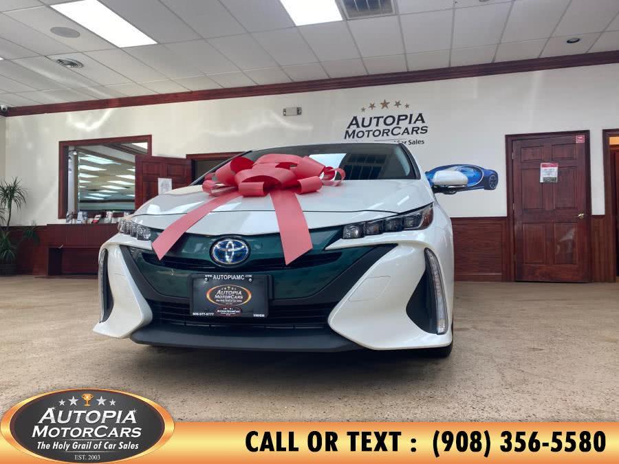 Used Toyota Prius Prime Plus (Natl) 2017 | Autopia Motorcars Inc. Union, New Jersey