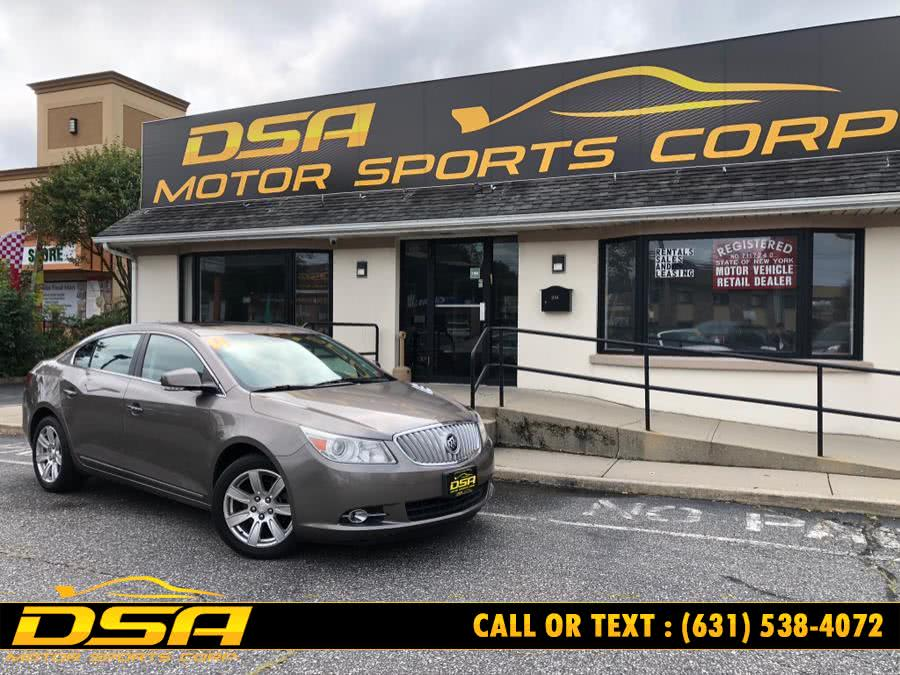 Used 2011 Buick LaCrosse in Commack, New York | DSA Motor Sports Corp. Commack, New York