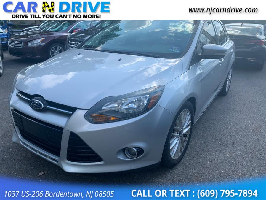 Used Ford Focus Titanium Sedan 2014 | Car N Drive. Bordentown, New Jersey