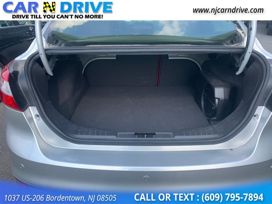 Used Ford Focus Titanium Sedan 2014 | Car N Drive. Bordentown, New Jersey