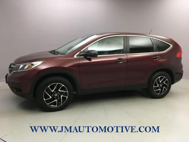 Used 2016 Honda Cr-v in Naugatuck, Connecticut | J&M Automotive Sls&Svc LLC. Naugatuck, Connecticut
