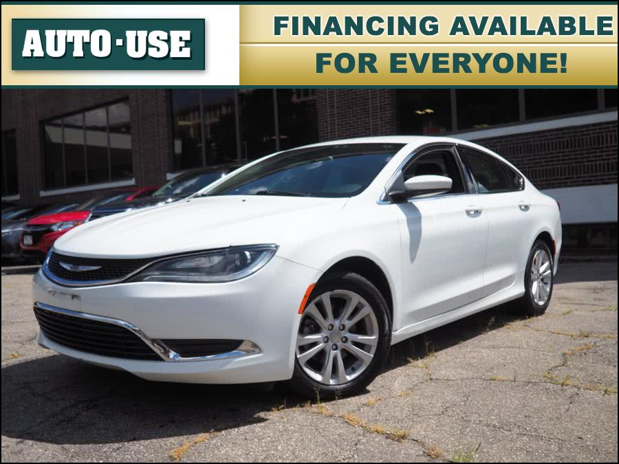 Used 2015 Chrysler 200 in Andover, Massachusetts | Autouse. Andover, Massachusetts