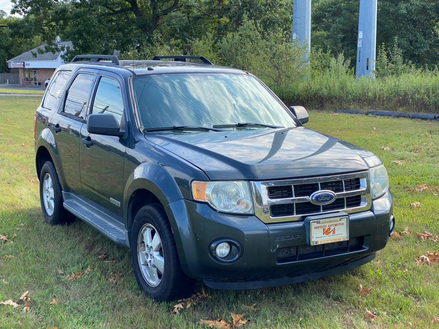 Used Ford Escape 4WD 4dr I4 Auto XLT 2008 | Vertucci Automotive Inc. Wallingford, Connecticut