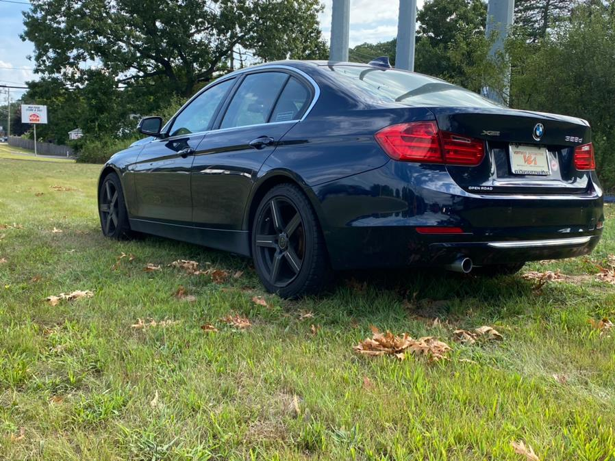 Used BMW 3 Series 4dr Sdn 328d xDrive AWD 2014 | Vertucci Automotive Inc. Wallingford, Connecticut