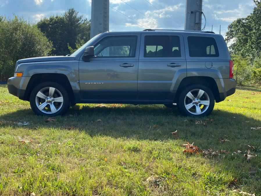Used 2013 Jeep Patriot in Wallingford, Connecticut | Vertucci Automotive Inc. Wallingford, Connecticut